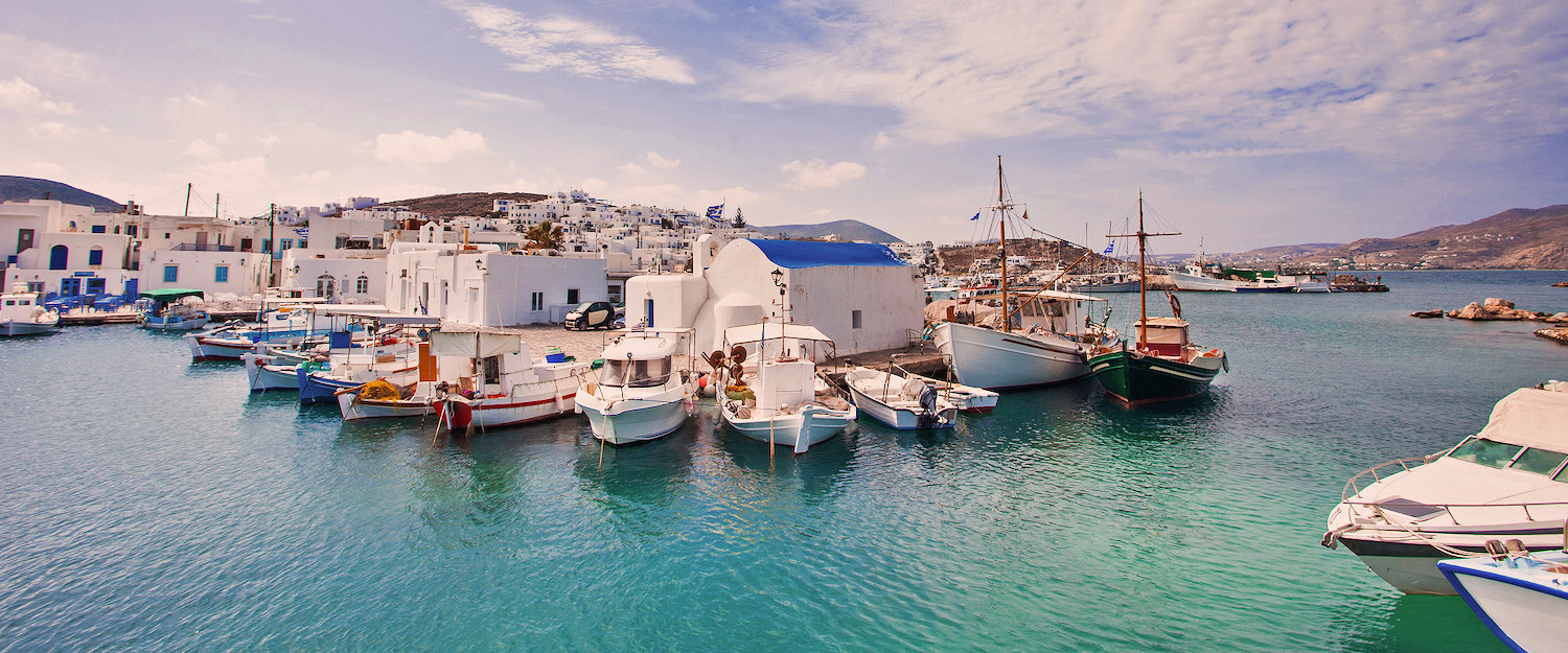 Holiday rentals and lettings in Paros