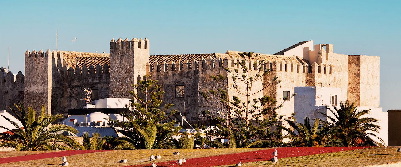 El castillo de Guzmán el Bueno