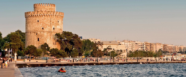 Feriehus og leiligheter i Thessaloniki
