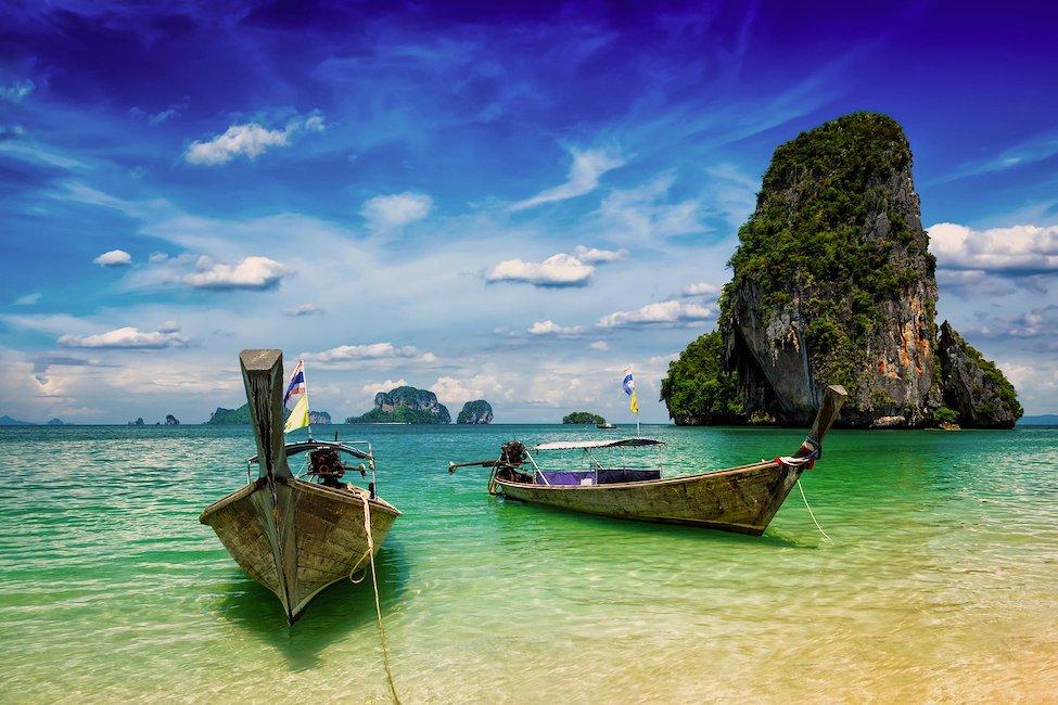 Ferienwohnungen und Ferienhäuser auf Koh Phangan