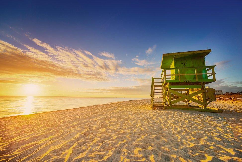 Ville in Miami Beach