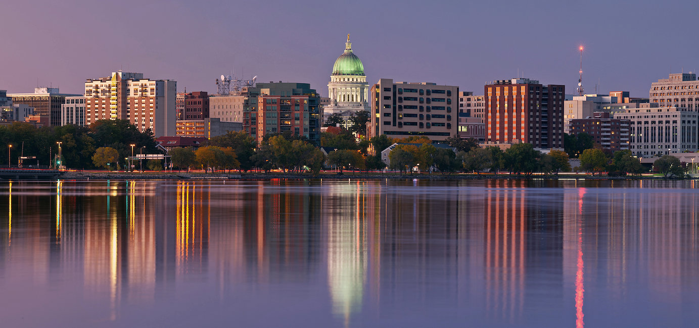 Vacation rentals in Madison