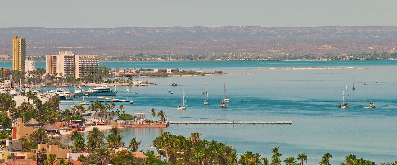Departamentos y casas vacacionales en renta en Baja California