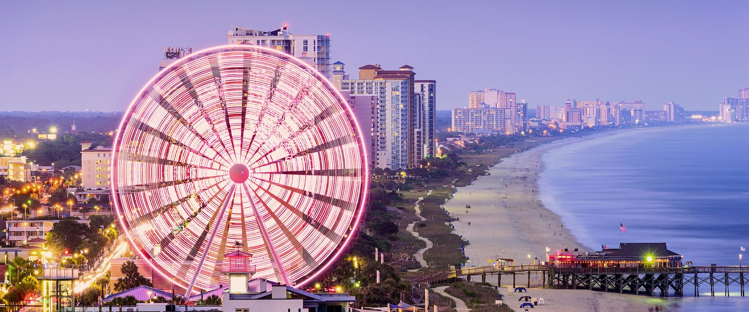 Vacation Rentals & Apartments in Myrtle Beach