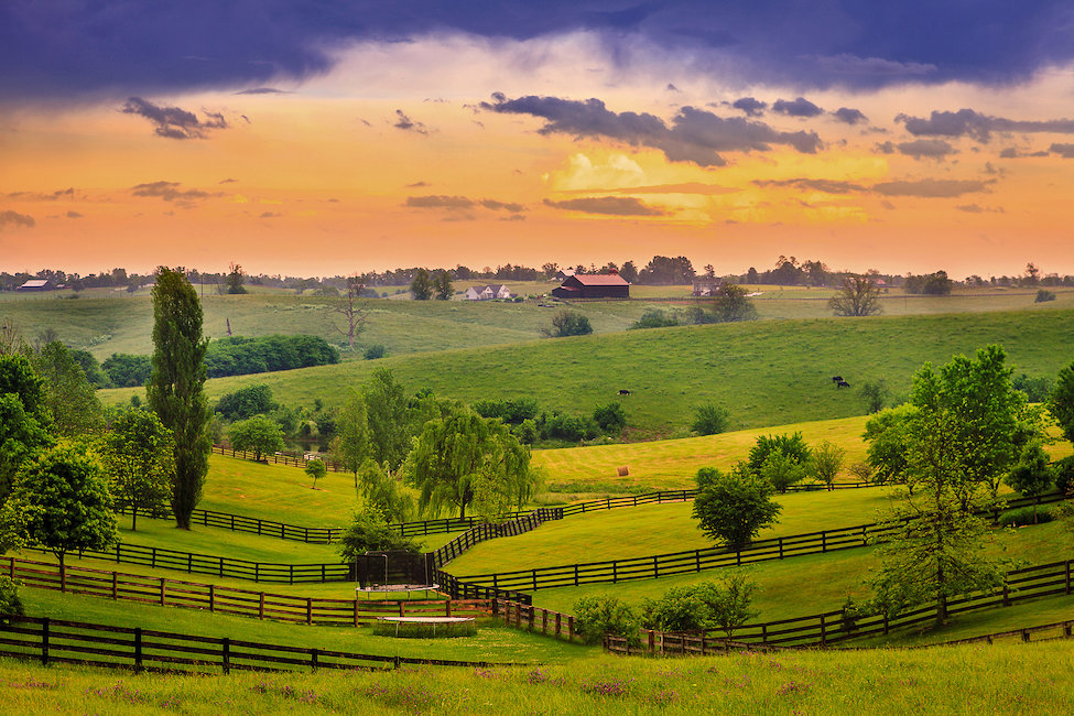 Glamping in Kentucky