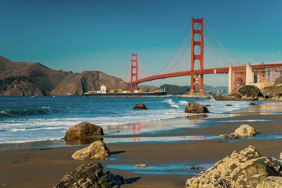Holiday Homes & Rentals in San Francisco