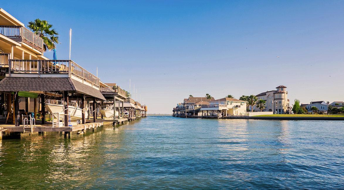 Cabins in Galveston