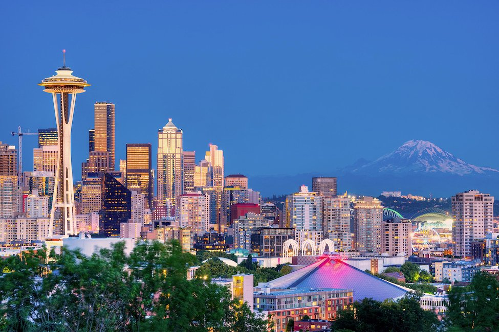 Holiday Homes & Rentals in Seattle