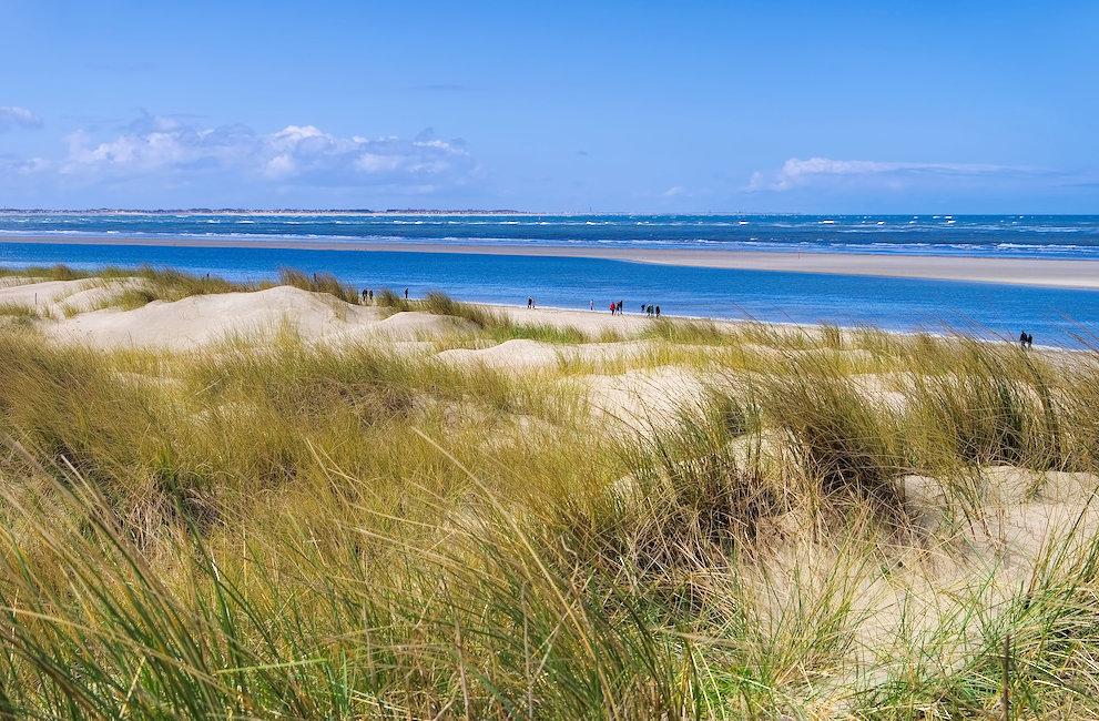 Campings aan de Nederlandse kust