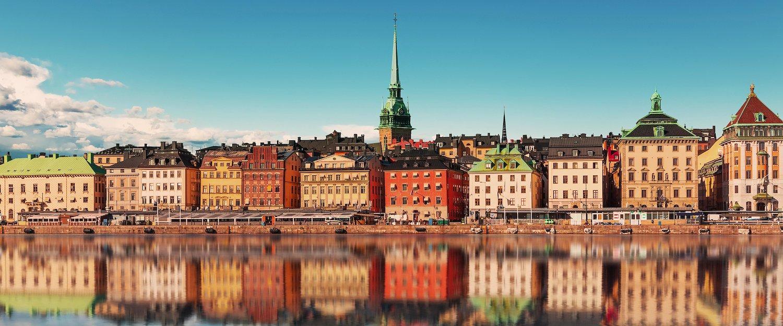 Skeppsbrokajen i Gamla Stan, Stockholm