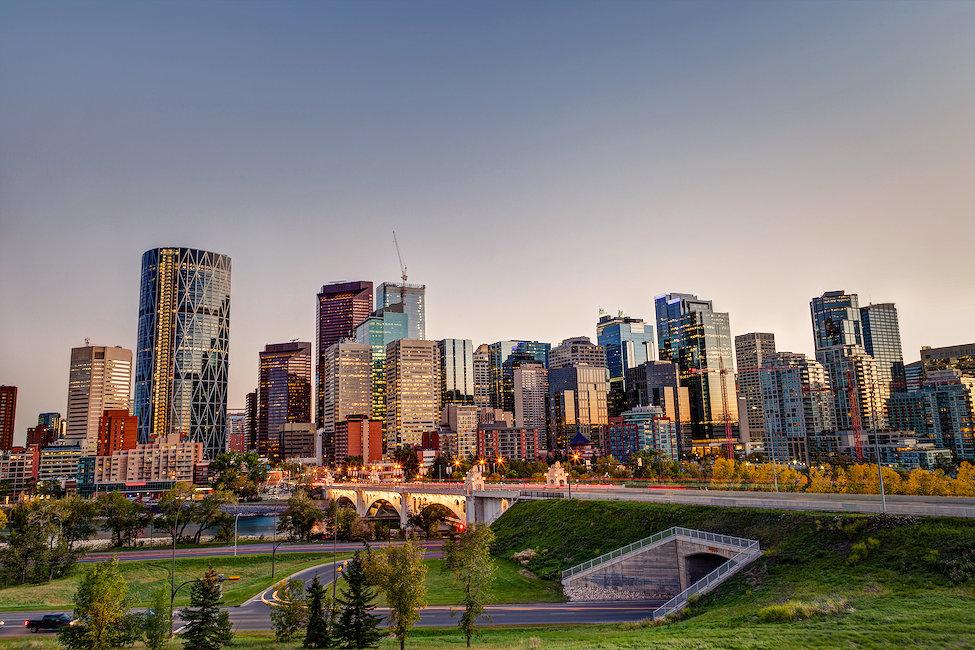 Glamping in Calgary