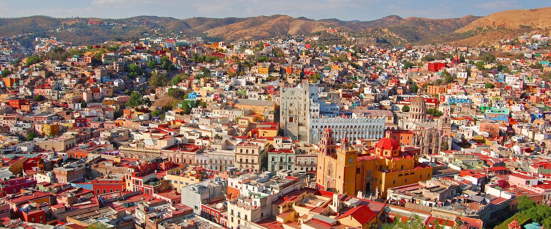 Departamentos y casas vacacionales en renta en Guanajuato