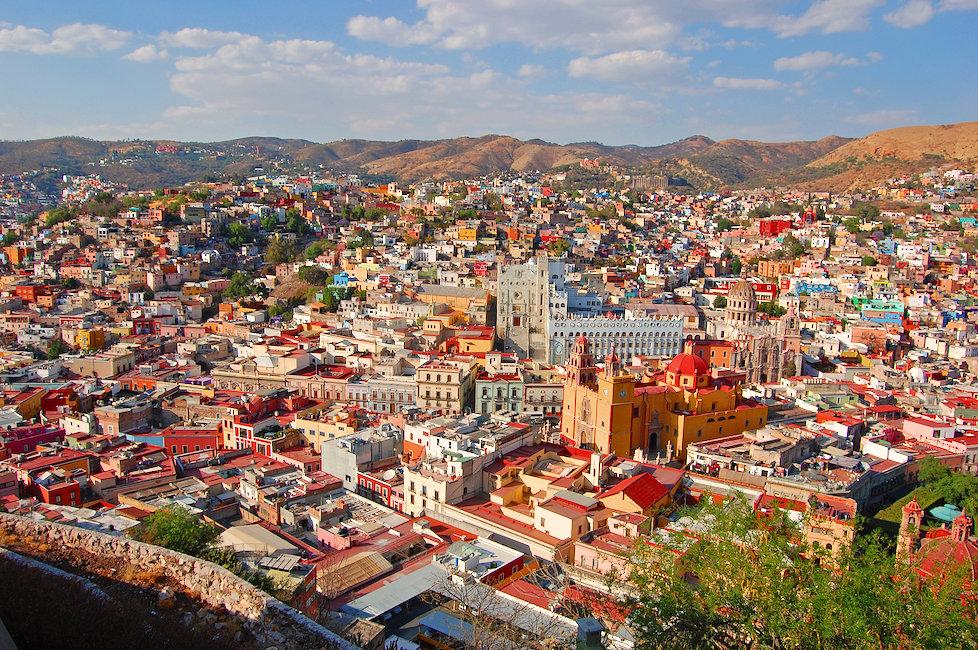 Cabañas en Guanajuato