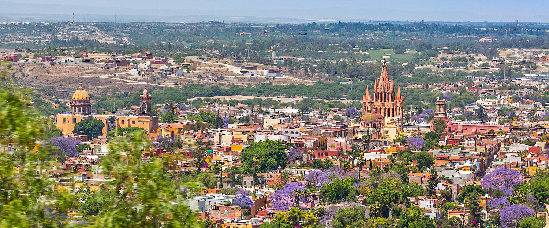Casas con alberca en San Miguel de Allende
