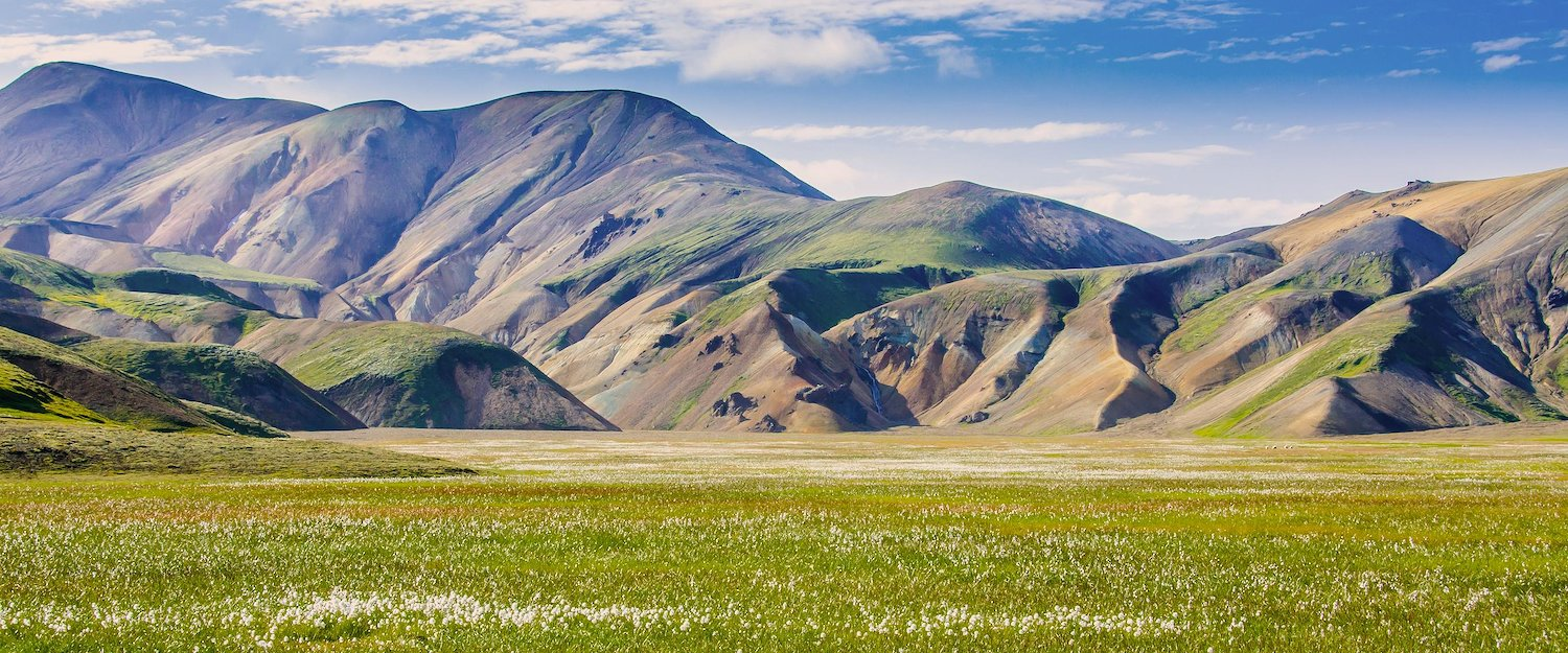 Holiday rentals and lettings in Iceland