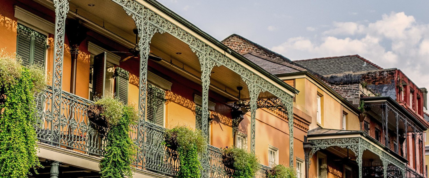 Holiday rentals and lettings in New Orleans