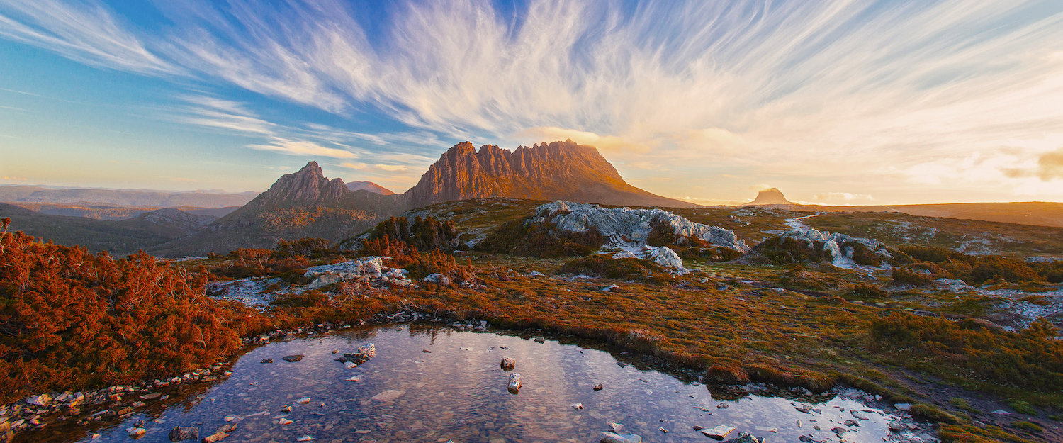 Holiday rentals and lettings in Tasmania