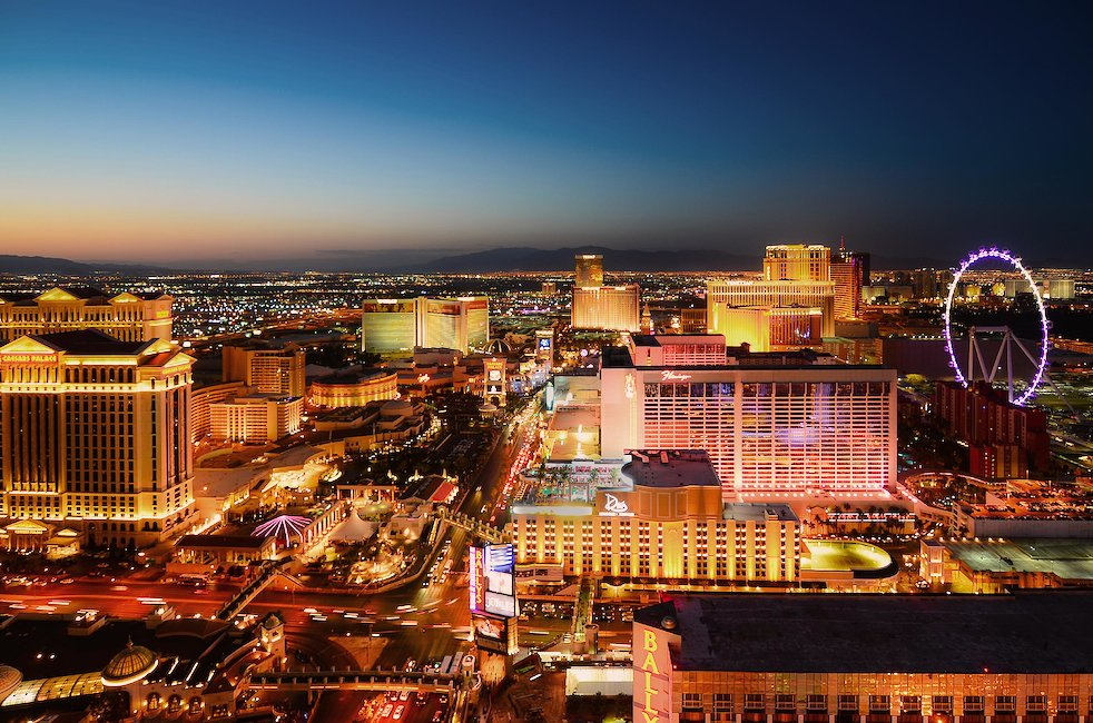 Holiday Homes & Rentals in Las Vegas