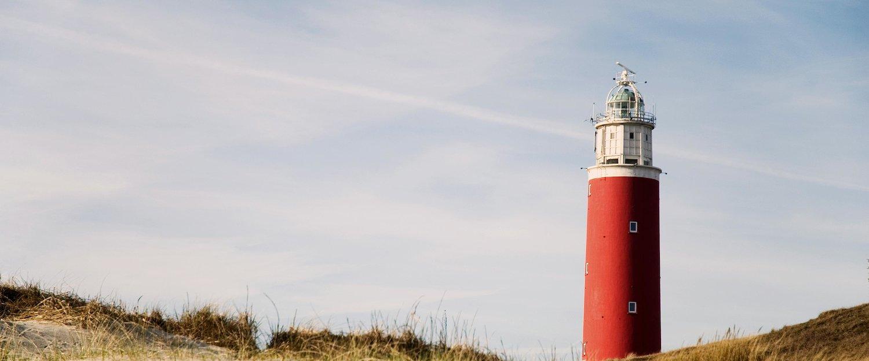 Chalets en blokhutten op Texel