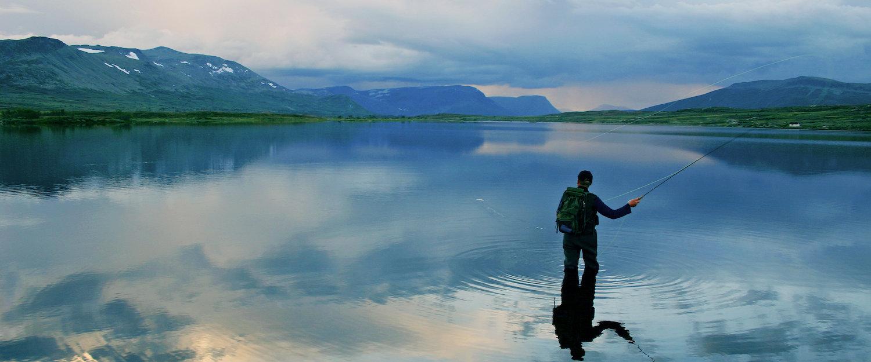 Fiske i Hemsedal