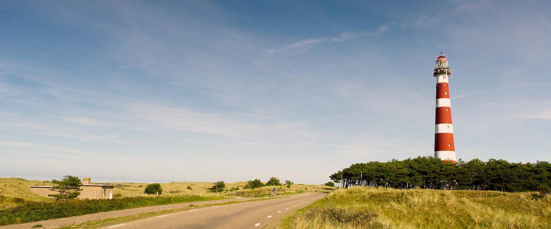 Der Leuchtturm von Ameland