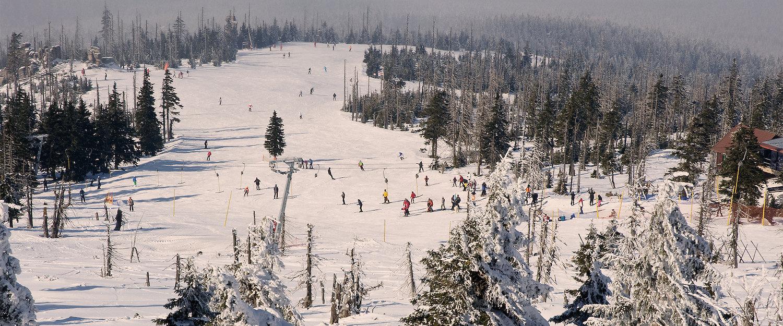 Stok narciarski w Szklarskiej Porębie