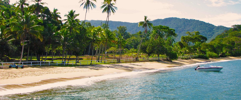 Apartamentos e casas de temporada em Ilha Grande