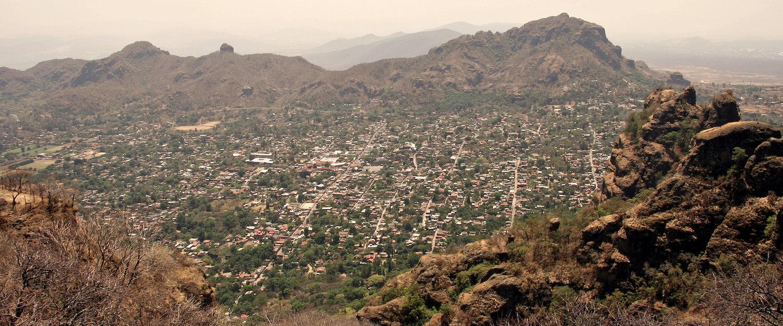Departamentos y casas vacacionales en renta en Cuernavaca