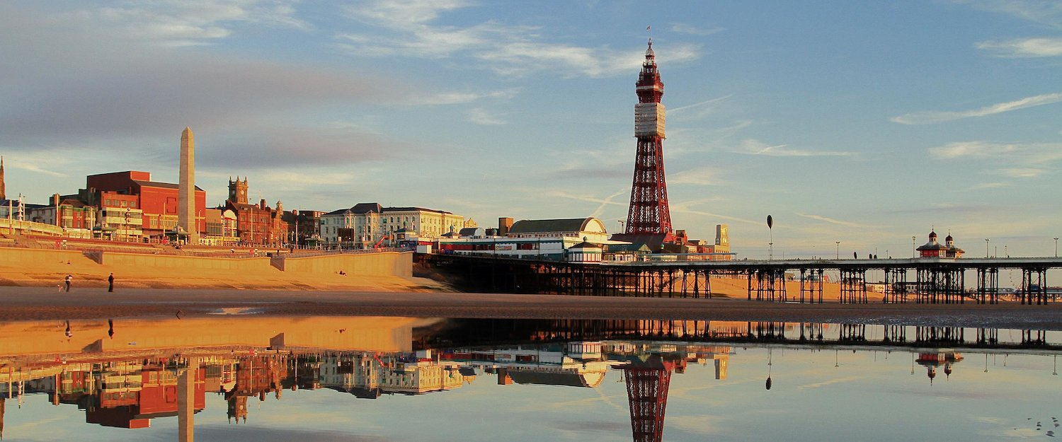 Holiday rentals and lettings in Blackpool
