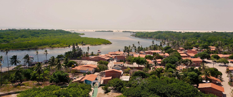 Aluguel de Casas e Apartamentos de temporada em Lençóis Maranhenses