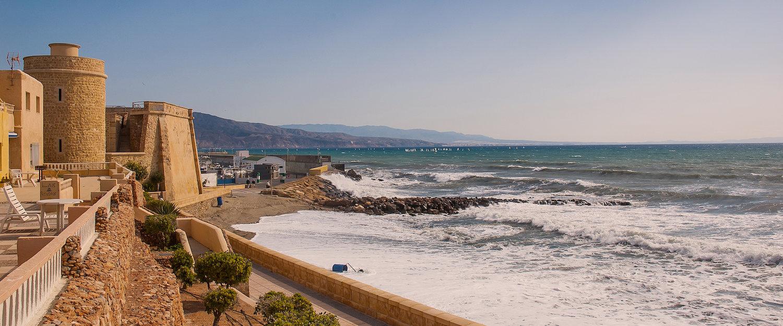 Holiday rentals and lettings in Roquetas de Mar