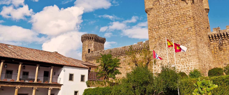 El Castillo de Oropesa o Castillo Viejo
