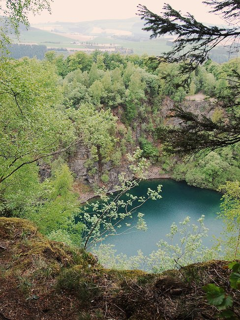 Het meer bij Siedlinghausen