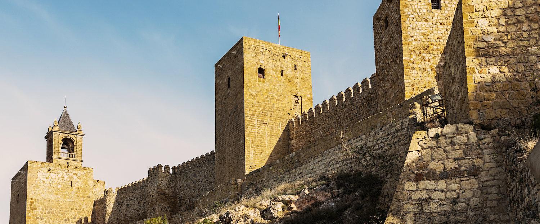 La muralla de Antequera