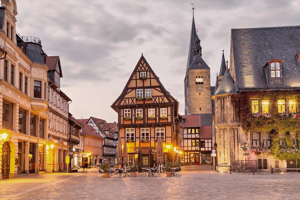 Beste Spielothek in Stadt Quedlinburg finden