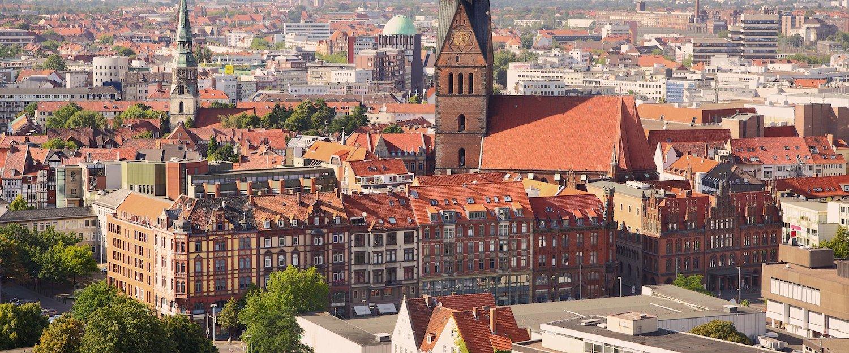 Ferieboliger og sommerhuse i Hannover