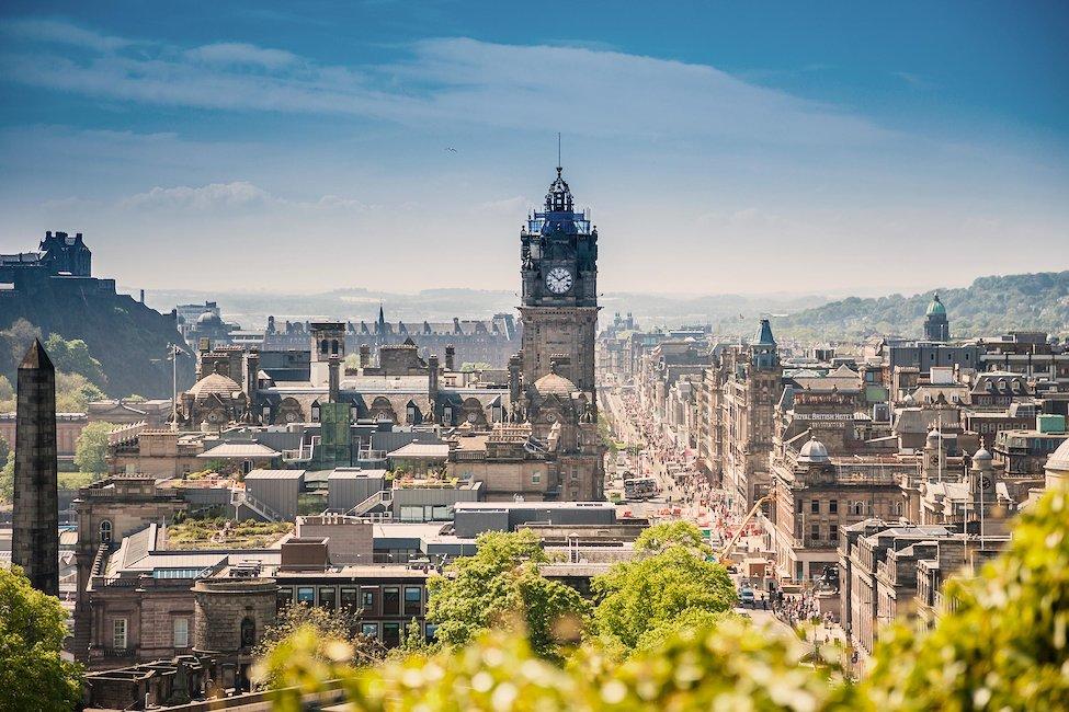 B&Bs in Edinburgh