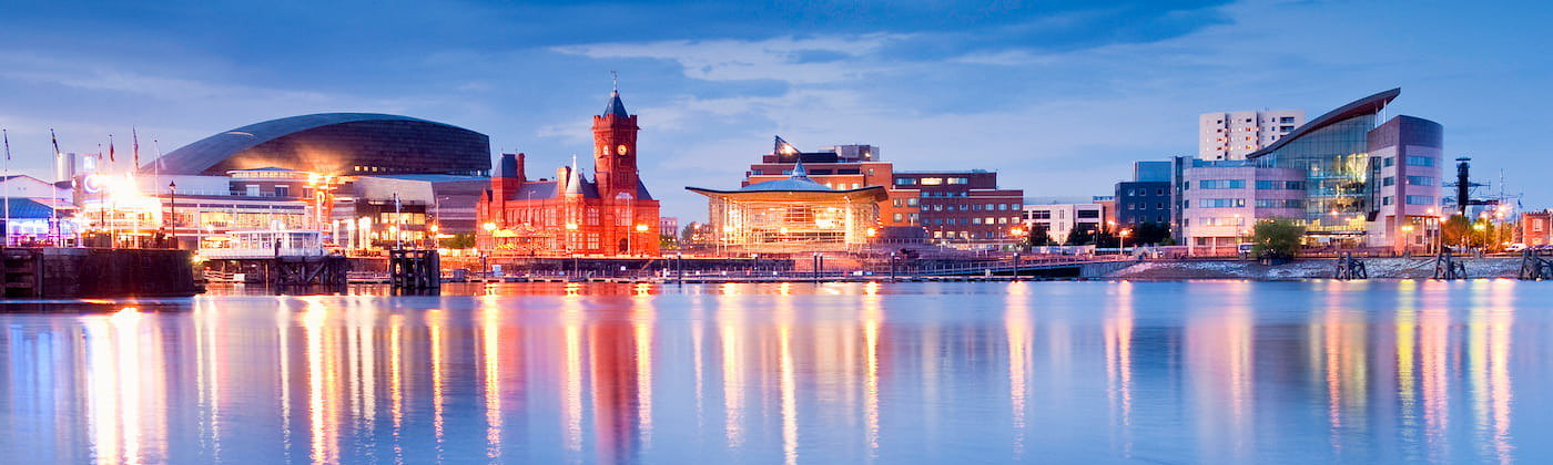 Vacation Rentals in Cardiff