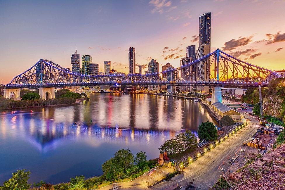 Glamping in Brisbane