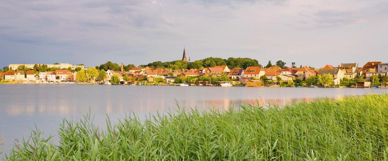Malchow an der Mecklenburgischen Seenplatte