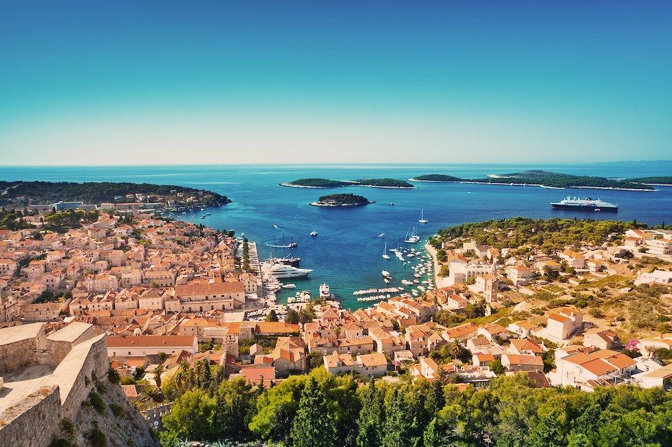 Case vacanze e appartamenti a Lesina (Croazia)