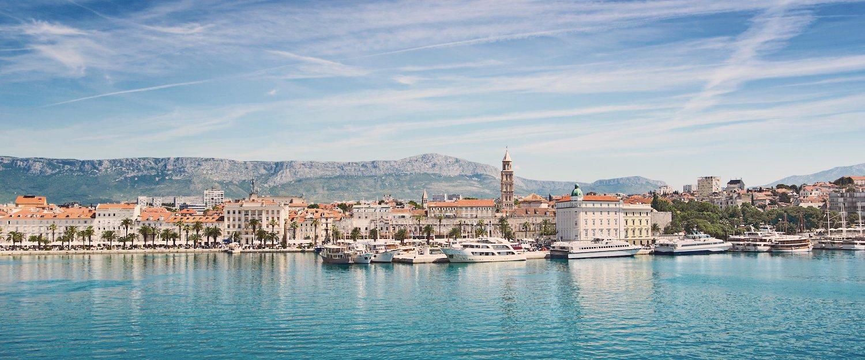 Semesterhus och lägenheter i Split
