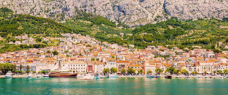Semesterhus och lägenheter i Makarska