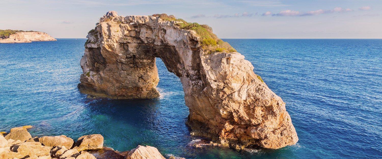 Eine Augenweide: die Pont Santanyi