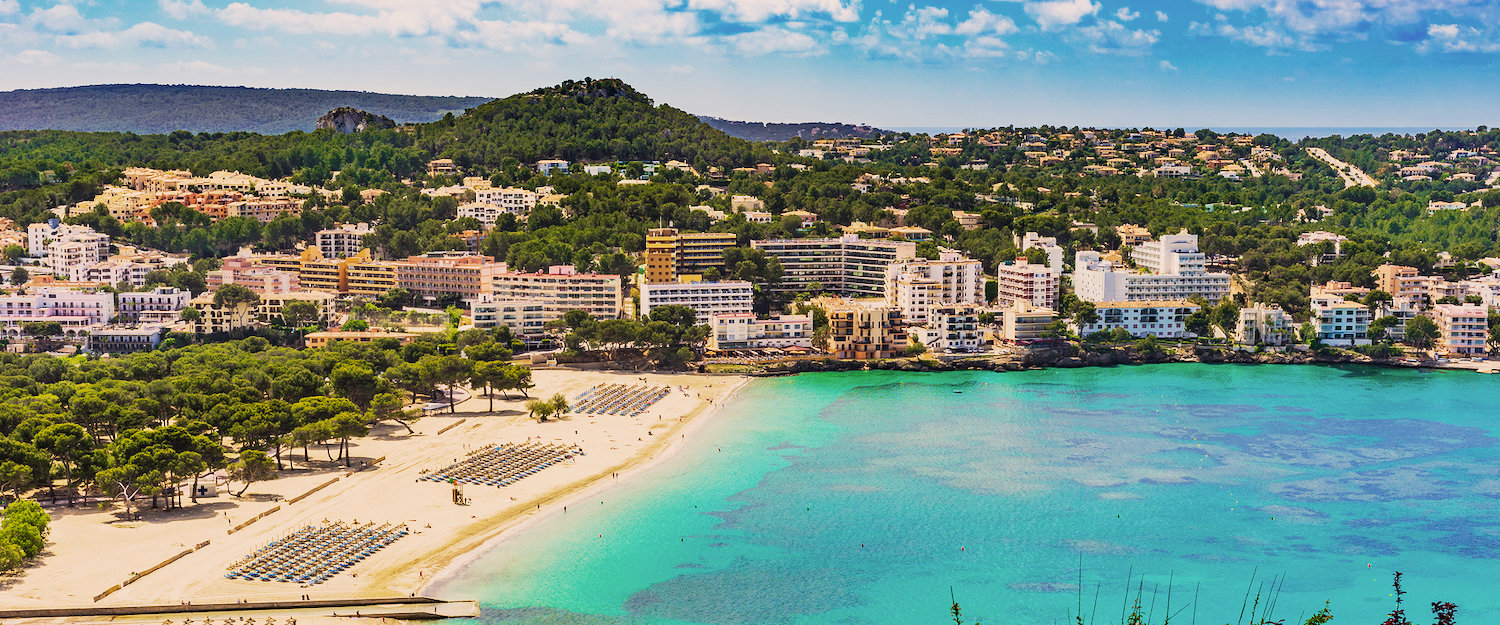 Holiday Rentals and Lettings in Santa Ponsa
