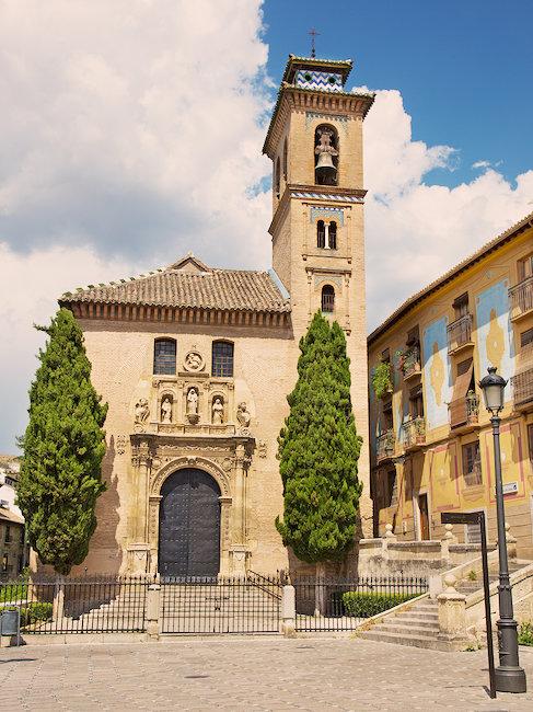 La Iglesia de Santa Ana