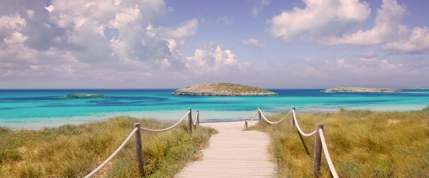 Holiday rentals & lettings in Formentera