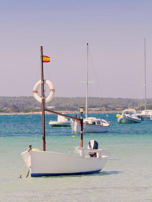 Estany des Peix, Formentera.