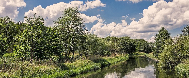 Traumhafte See-und Flusslandschaften in Güstrow