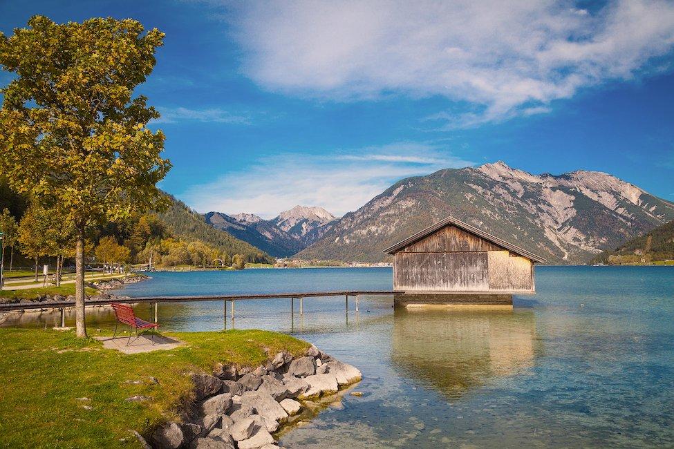 Hütten und Chalets am Achensee